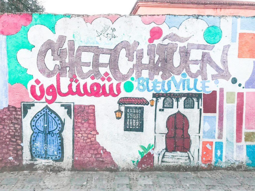 road trip Chefchaouen