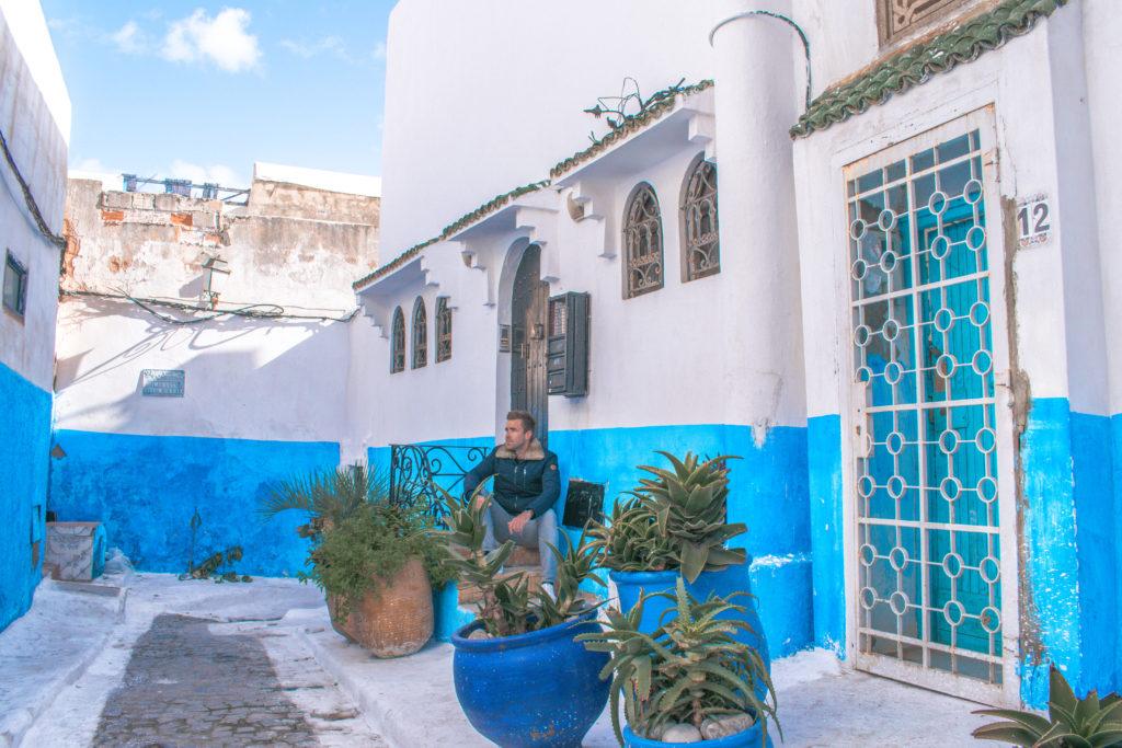 road trip Maroc