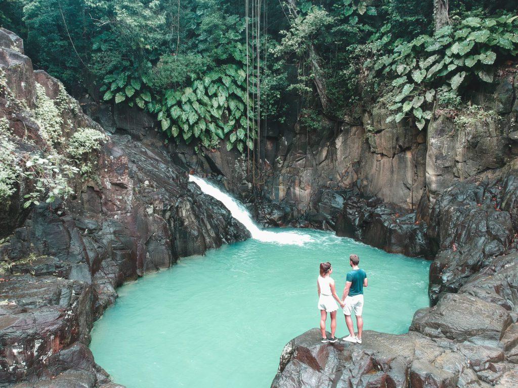 top 5 des cascades en guadeloupe amoureux du monde blog voyage