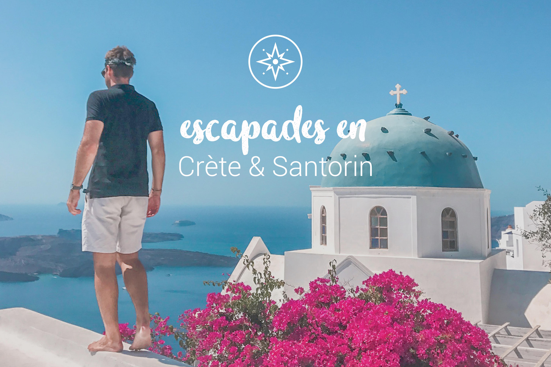 Crete Carte Geographique Monde.Voyage En Crete Santorin Amoureux Du Monde Blog Voyage