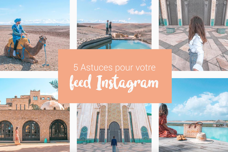 Avoir Un Beau Feed Instagram Amoureux Du Monde Blog Voyage