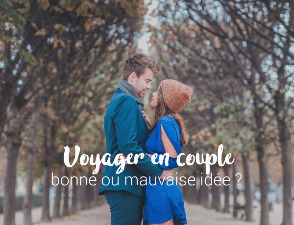 voyage en couple