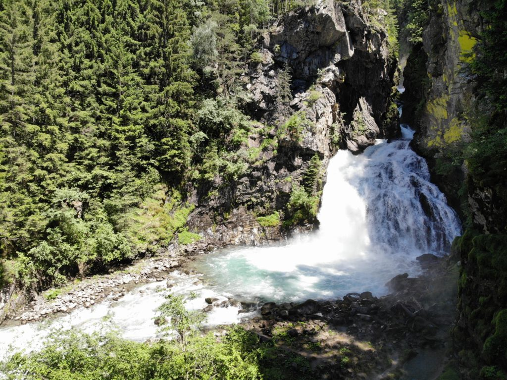 cascade dolomites