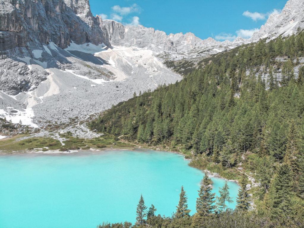 randonnée lago di sorapis