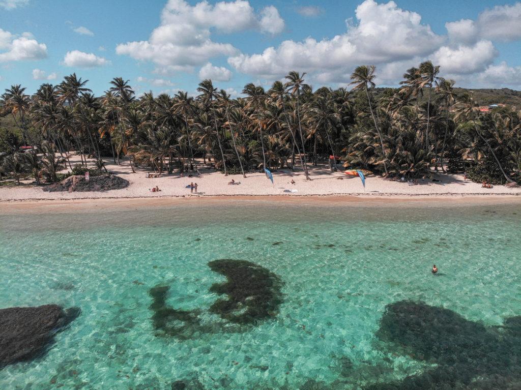 belle plage Martinique