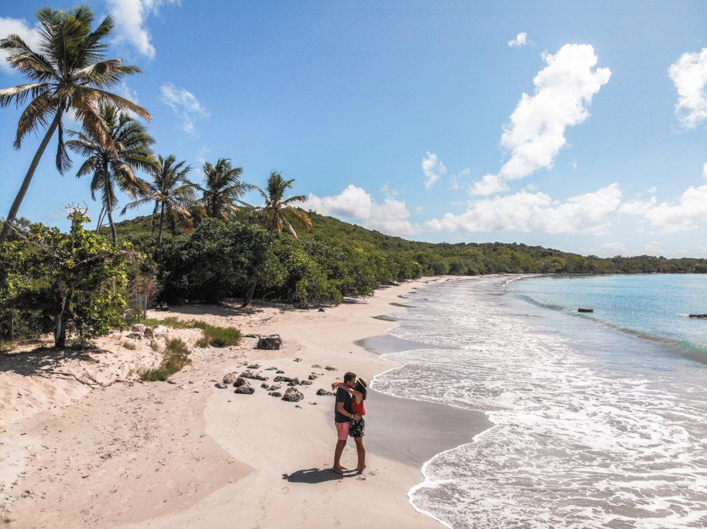 anse moustique Martinique