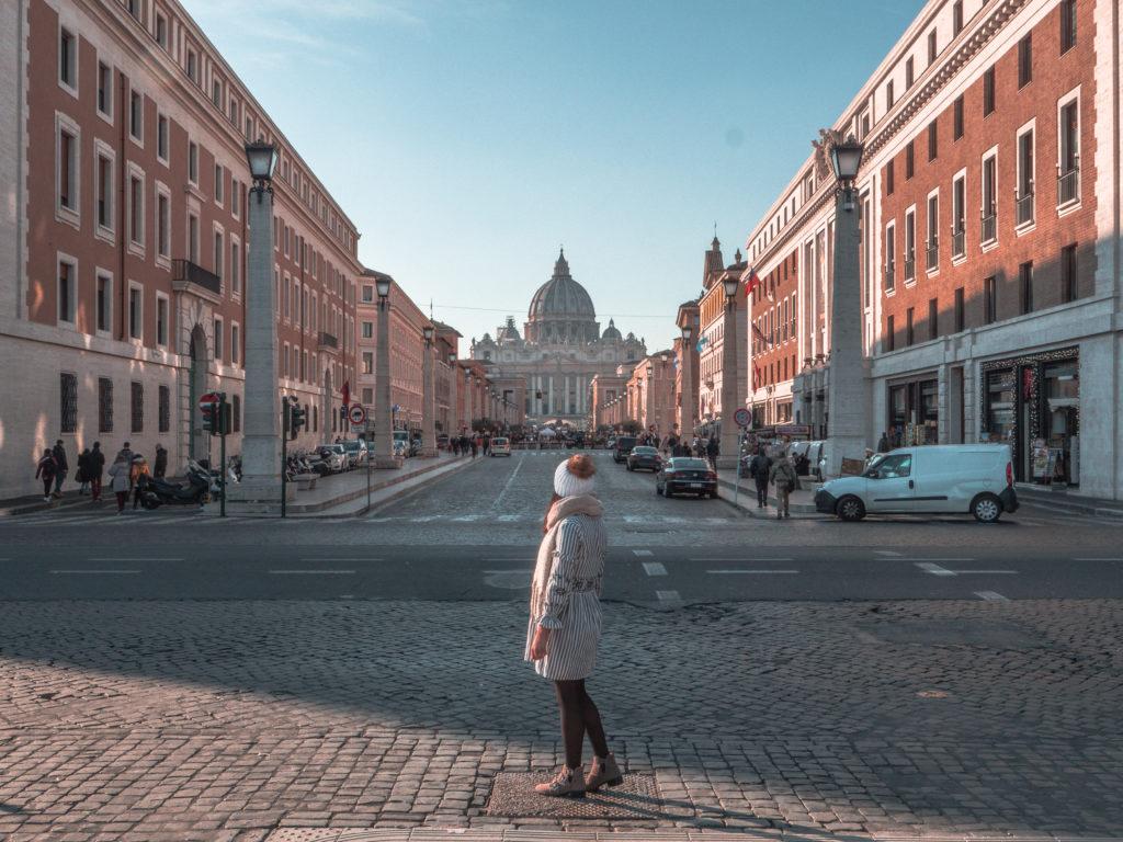 aller au vatican rome