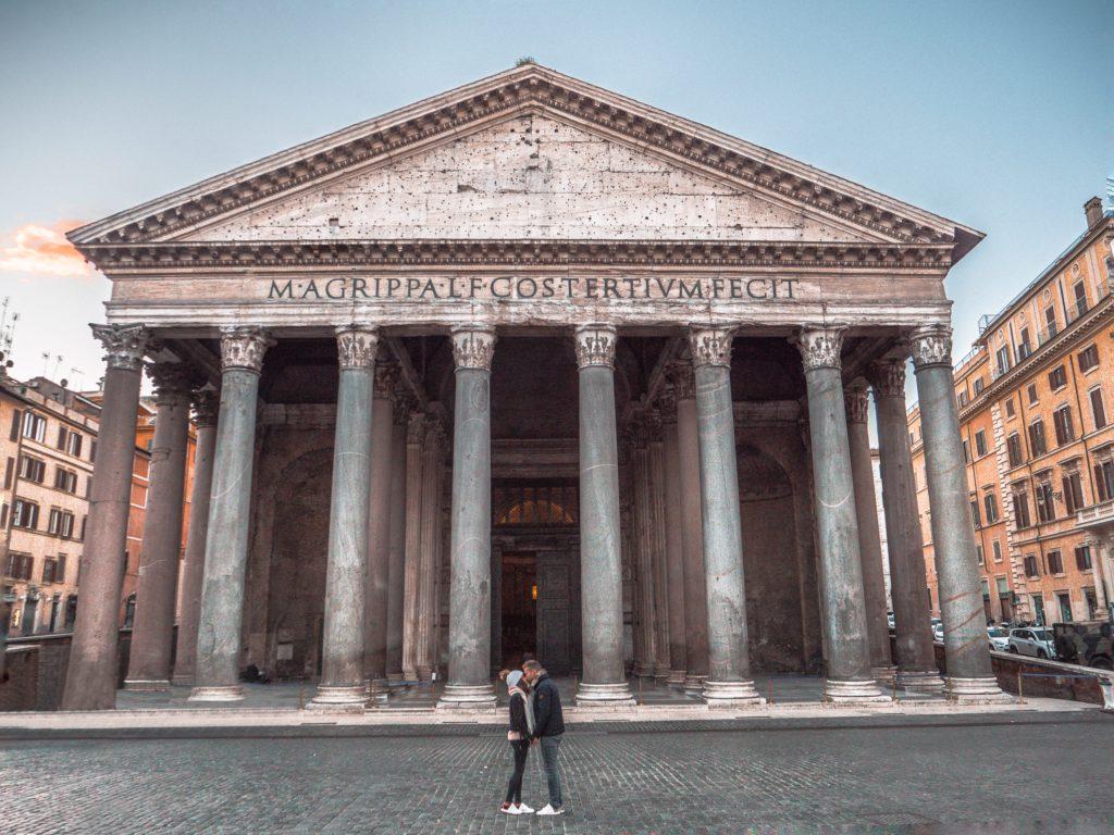 préparer votre voyage à Rome