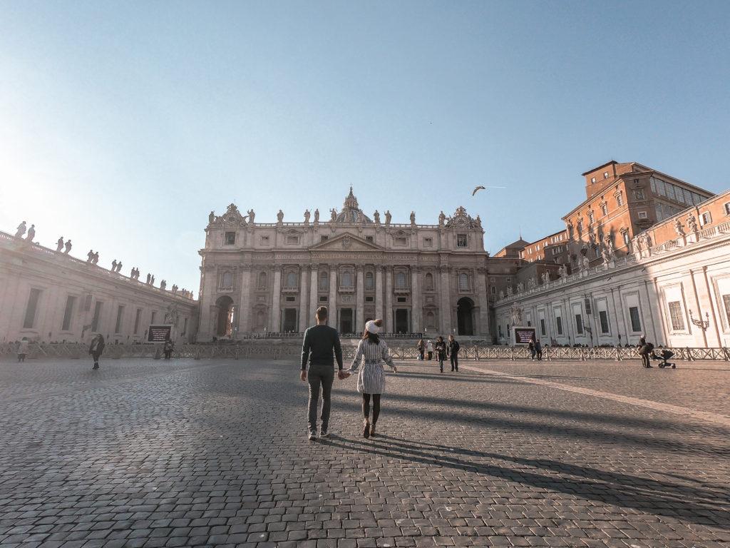 basilique saint pierre rome