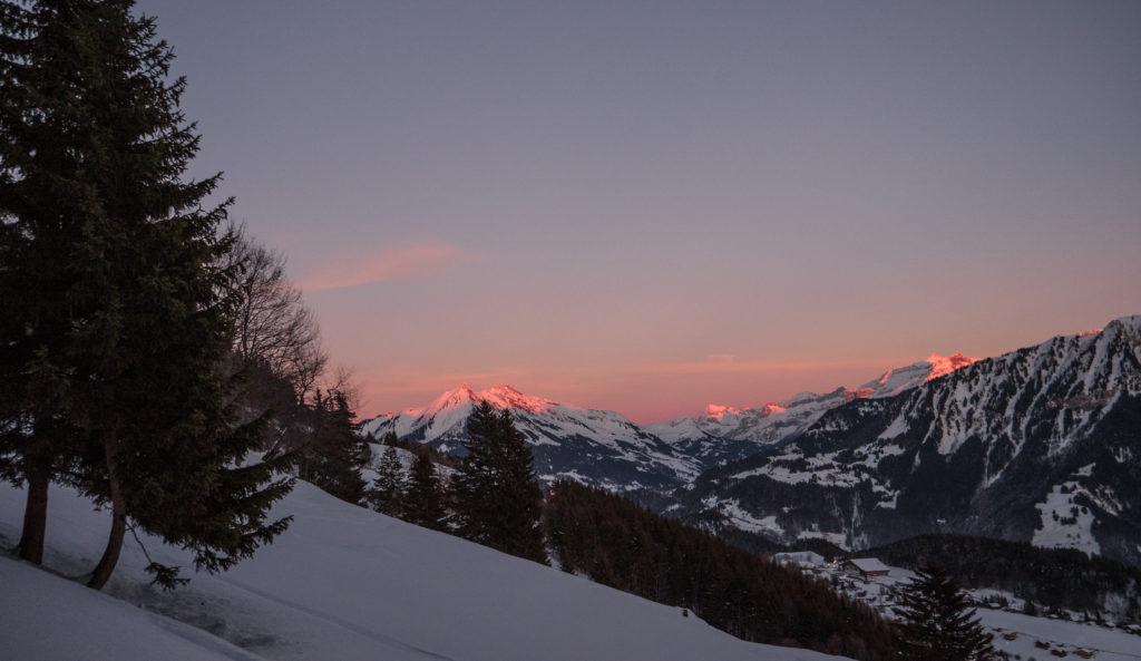 leysin suisse