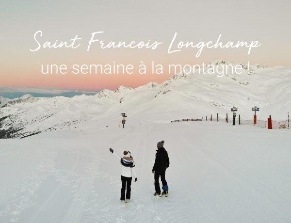 séjour saint francois longchamp