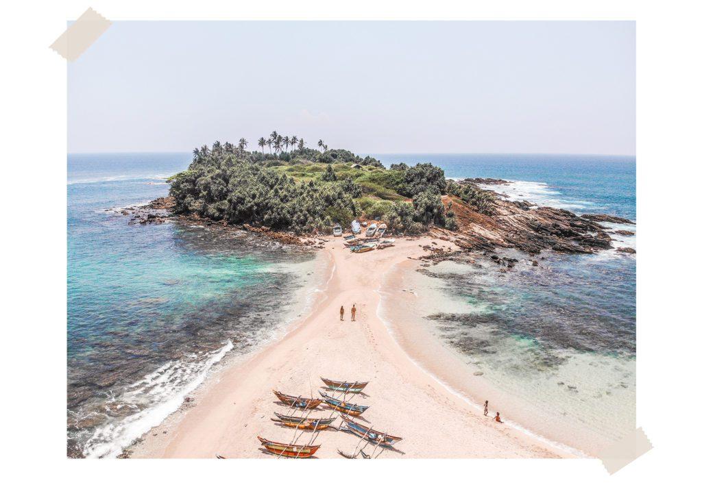 plages Sri Lanka