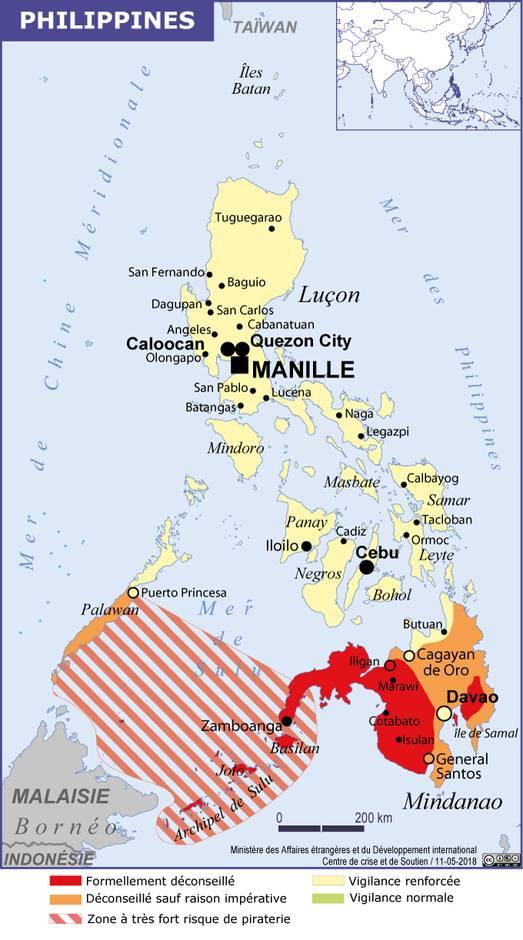 philippines danger