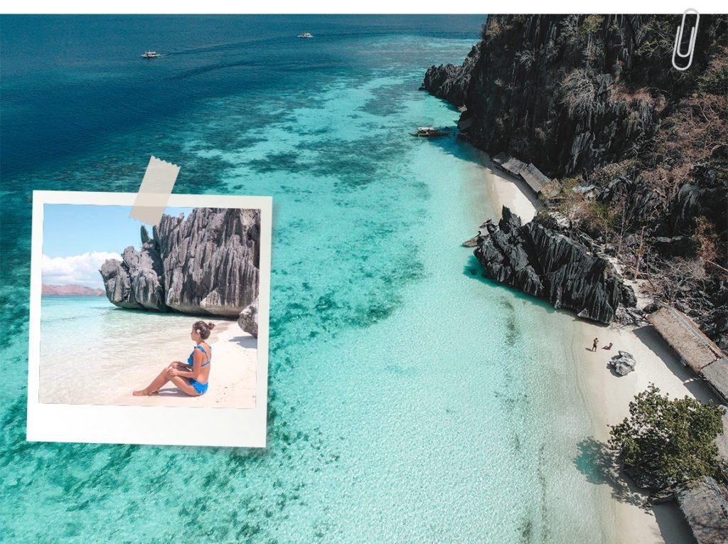 plage coron philippines