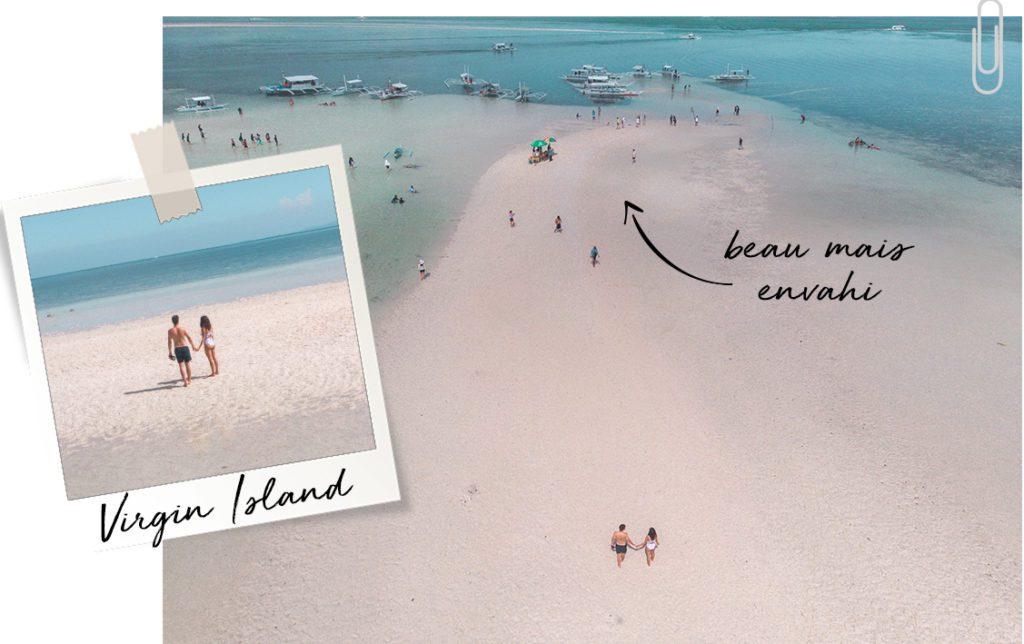 island hoping bohol
