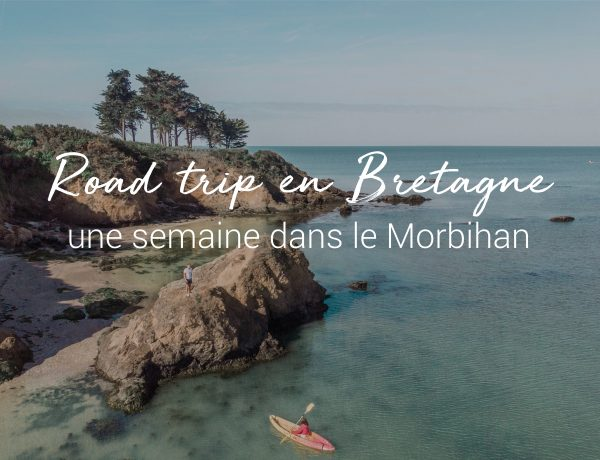 road trip Morbihan