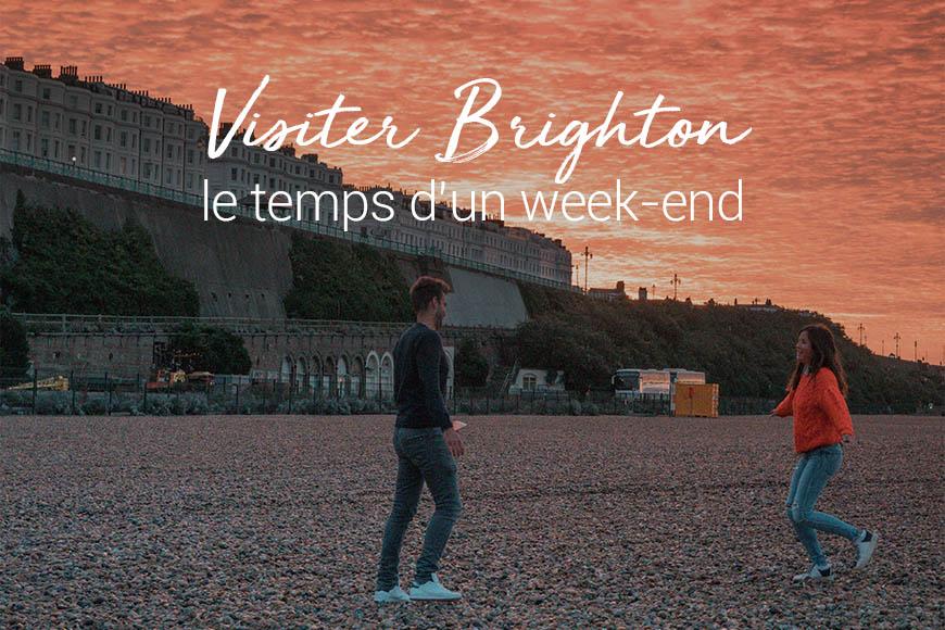week end à Brighton