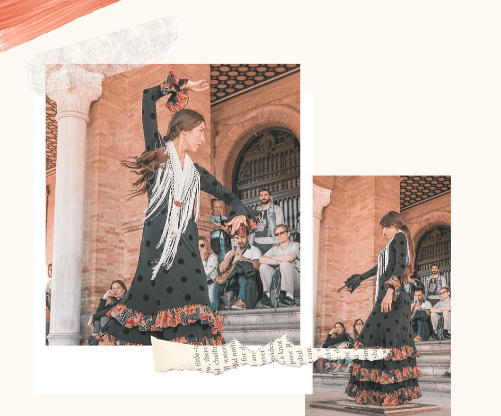 spectacle flamenco seville