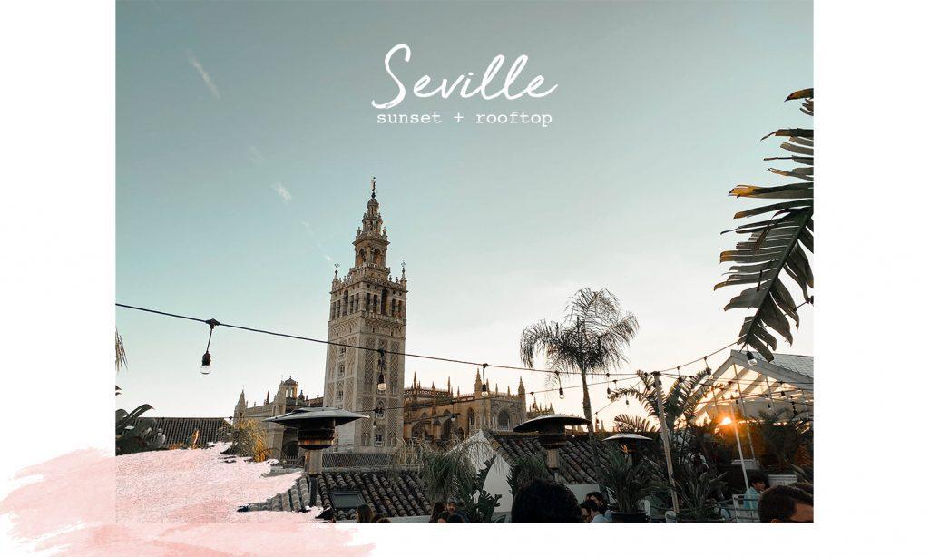 week end à Séville