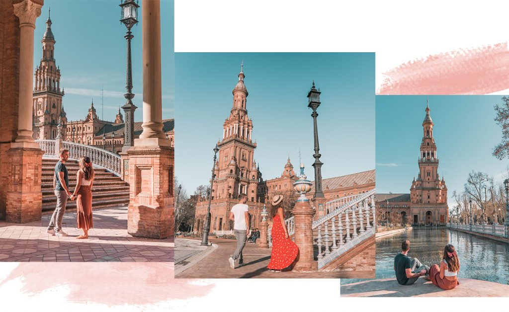 seville place d'Espagne