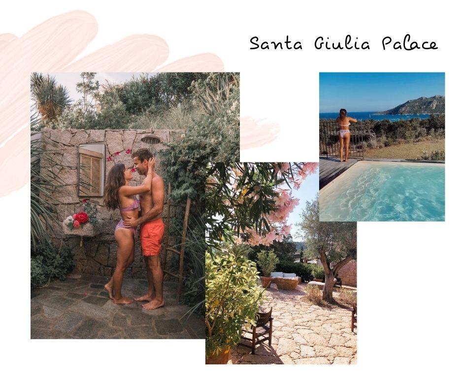 Santa Giulia palace