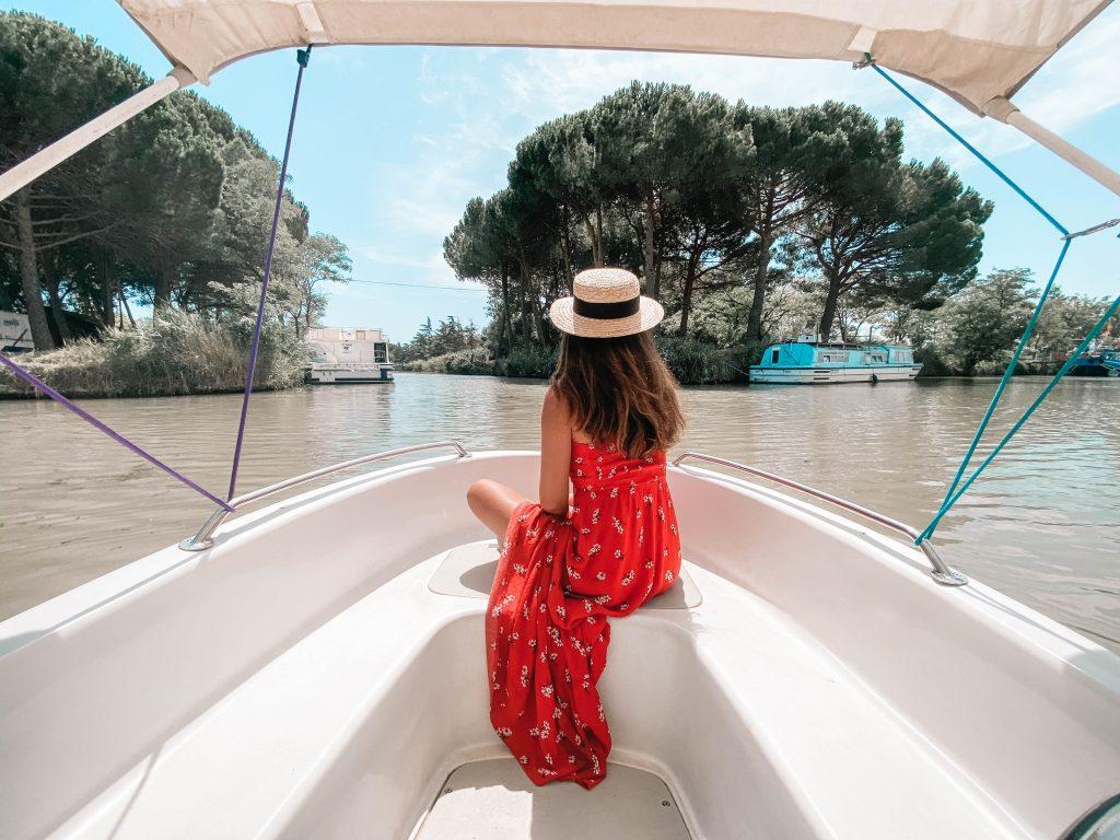 bateau canal du midi