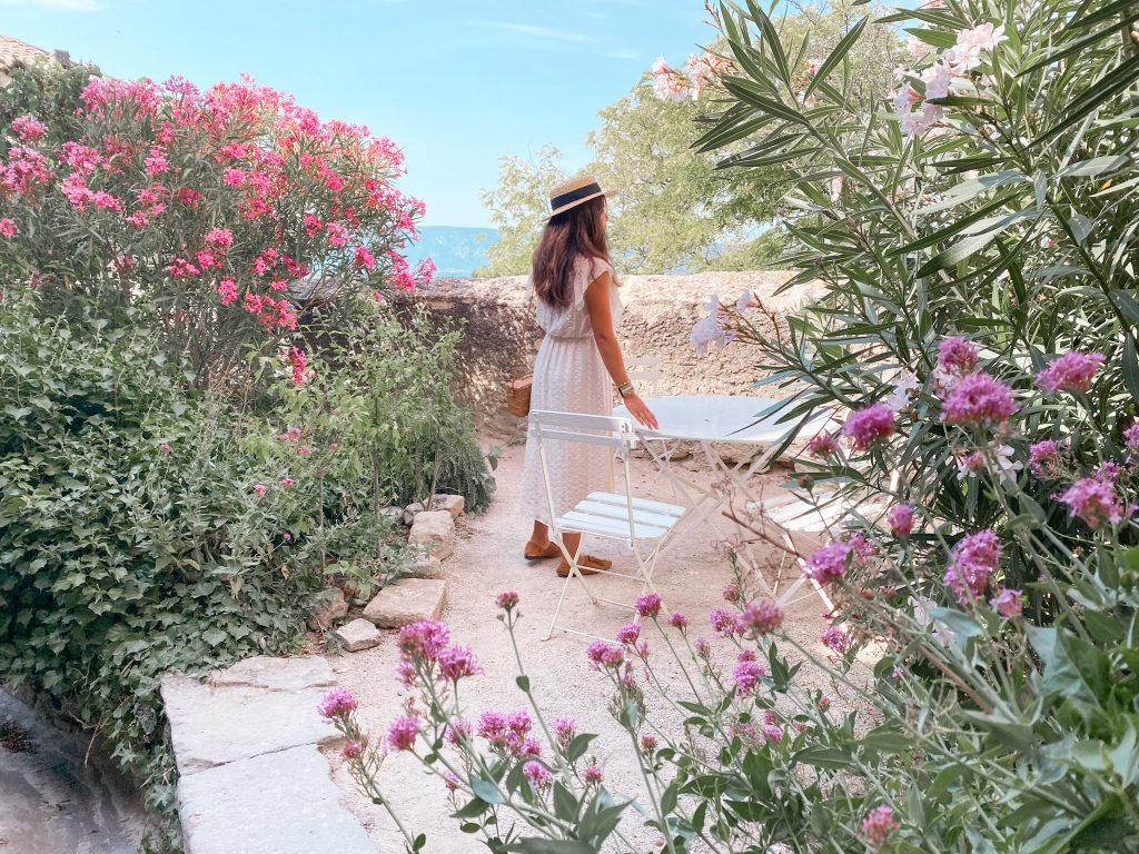 itinéraire road trip en provence