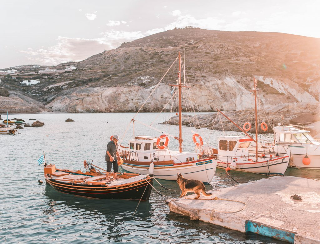 Visiter Milos en 3 jours