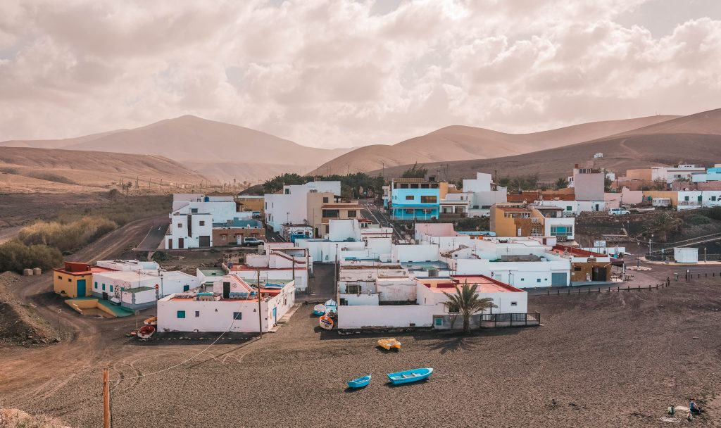plus beaux villages fuerteventura