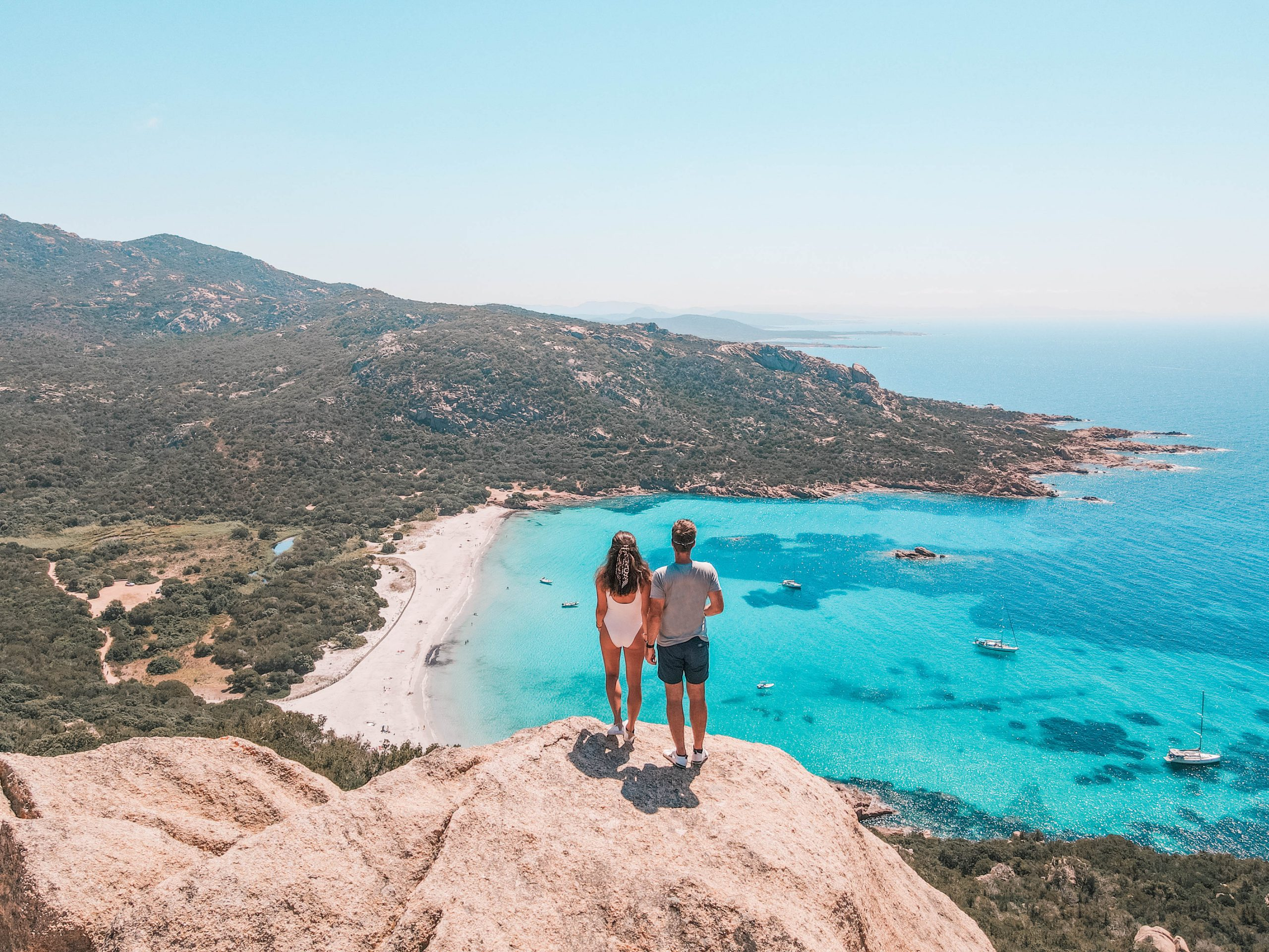 road trip in corsica itinerary