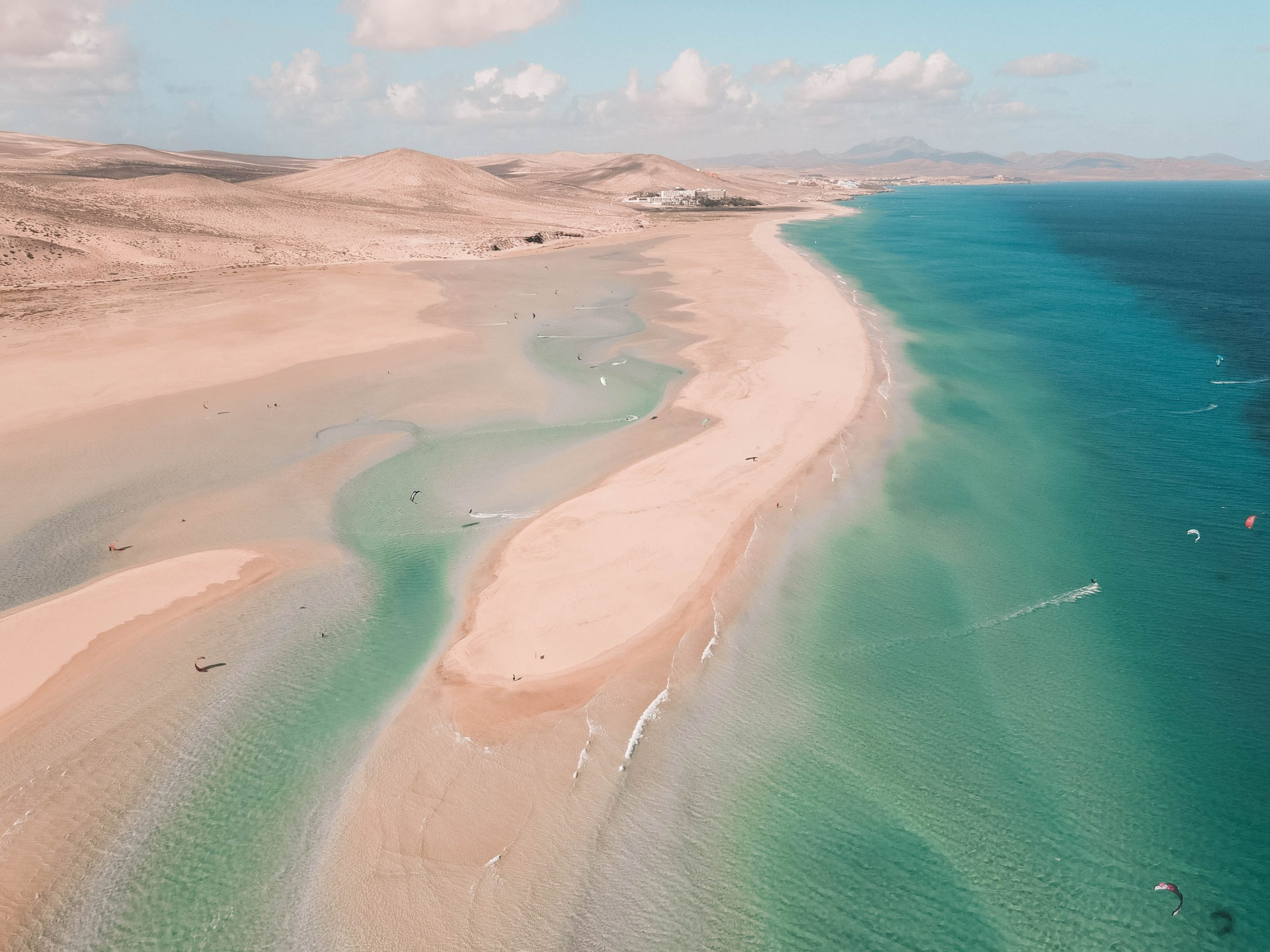 itinéraire voyage fuerteventura