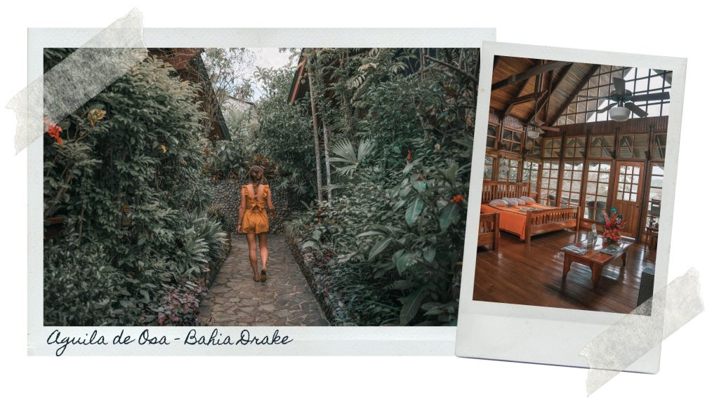 baie de drake Costa Rica