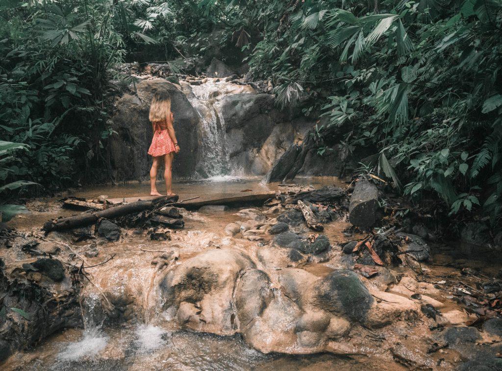 road trip au Costa Rica 2 semaines