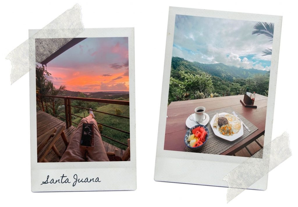Santa Juana lodge Costa Rica