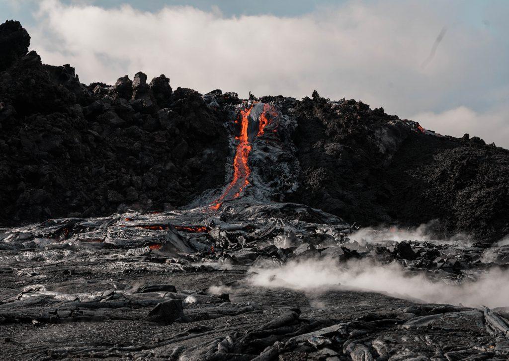 éruption volcan Islande