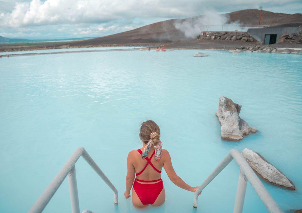 bains chauds islande