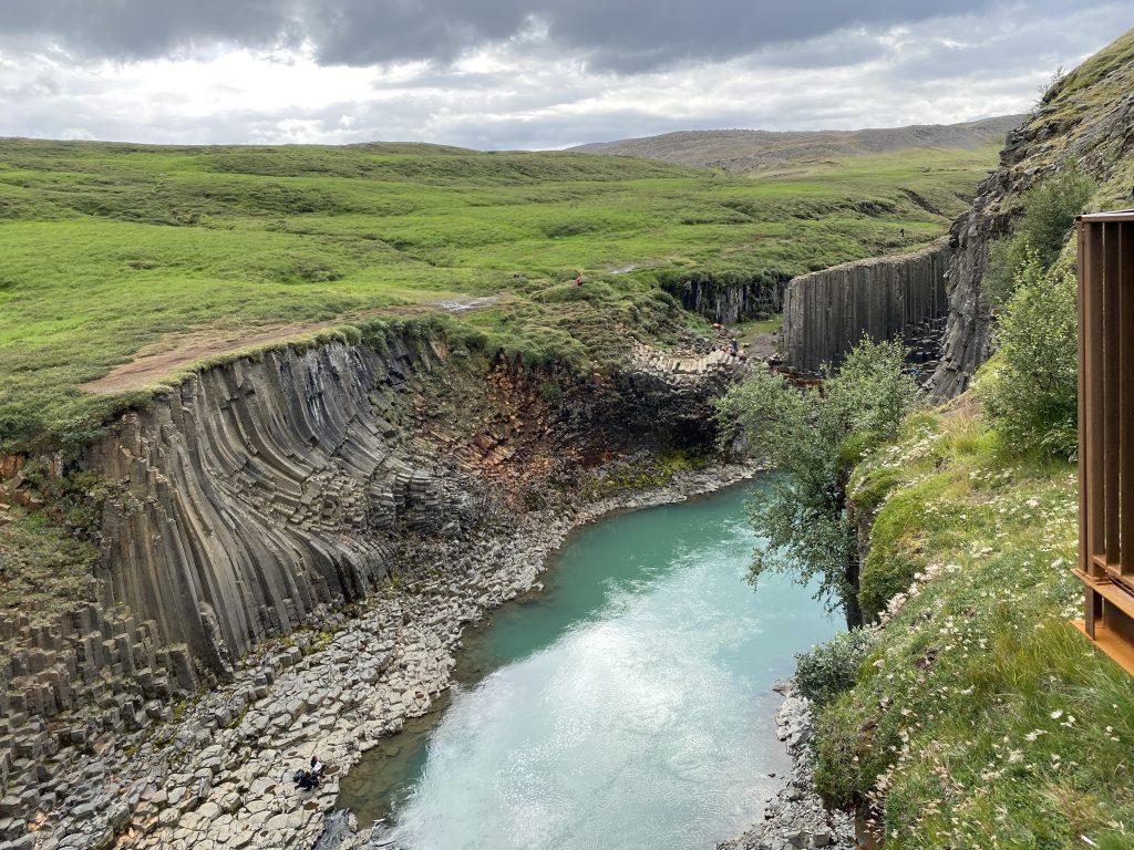 que voir en islande en été