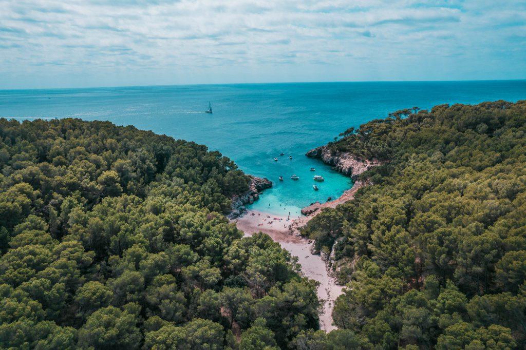 plage Minorque